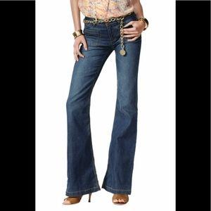 CAbi Farrah Flare Jeans - 8